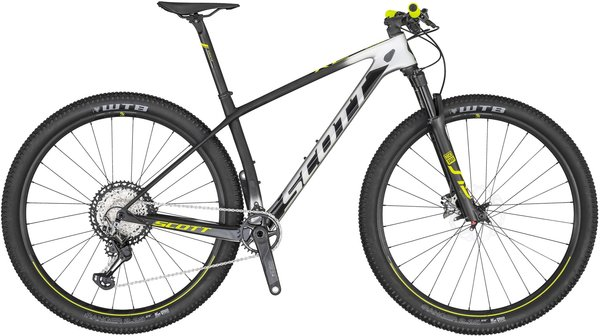 Scott Scale RC 900 Pro Color: White/Black/Yellow
