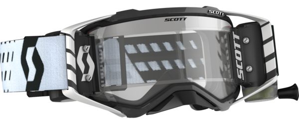 Scott Prospect WFS Goggle Color | Lens: Black/White | Clear Works