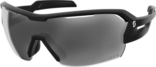 Scott Spur Sunglasses Color | Lens: Black Matt | Grey|Clear