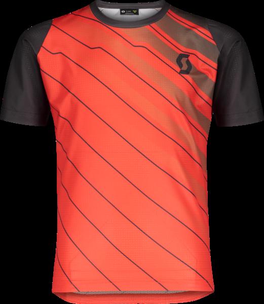 Scott Jr Trail 10 Short Sleeve Shirt