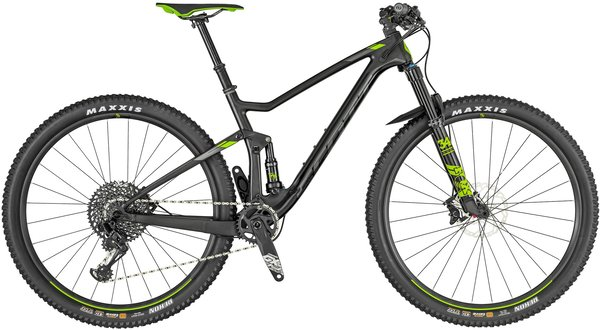 Scott Spark 920 Color: Black/Green