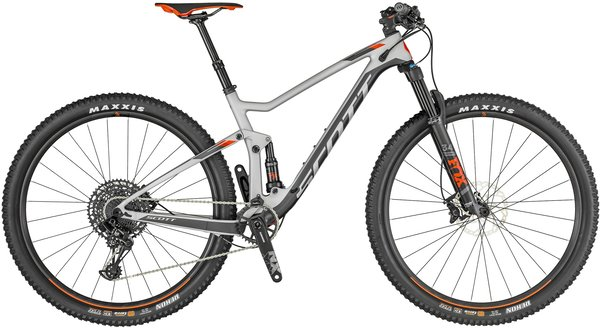 Scott Spark 930 Color: Grey/Black