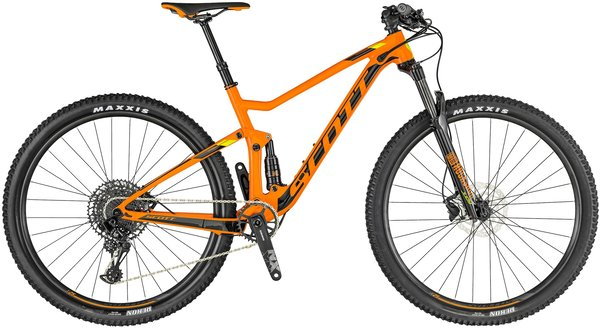 Scott Spark 960 Color: Orange/Black