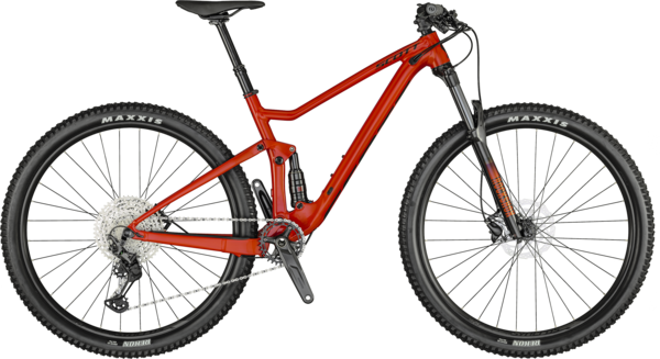 Scott Spark 960 Color: Red