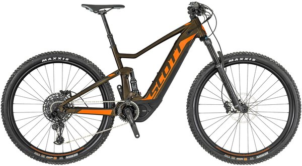 Scott Spark eRide 920 Color: Black/Orange