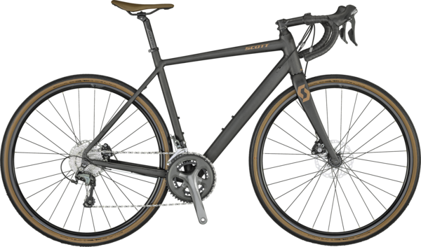Scott Speedster Gravel 40 Color: Grey