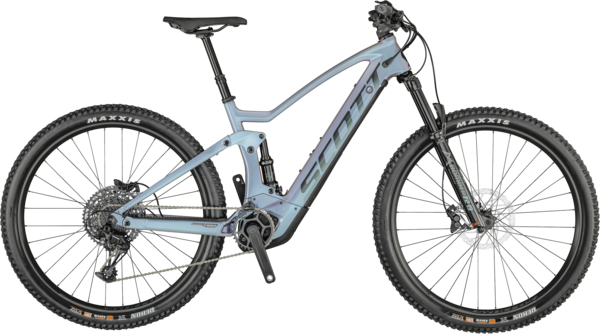 Scott Strike eRIDE 900 Color: Light Blue
