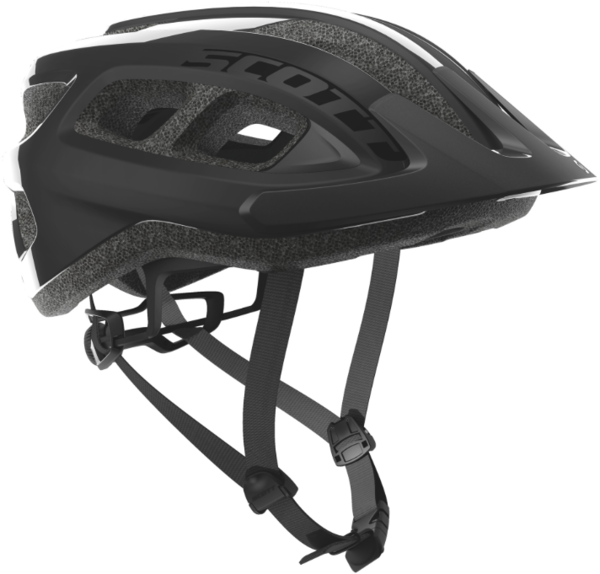 Scott Supra (CPSC) Helmet Color: Black