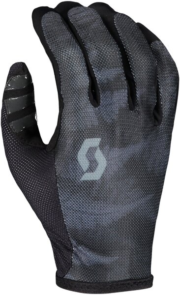 Scott Traction LF Glove Color: Black/Dark Grey