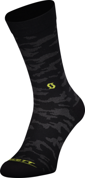 Scott Trail Camo Crew Sock