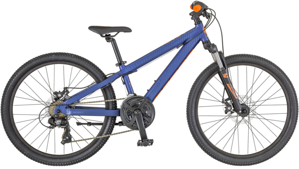 Scott Voltage JR 24 Disc Color: Blue/Orange