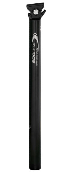 SDG Micro Alloy I-Beam Seatpost Color: Black