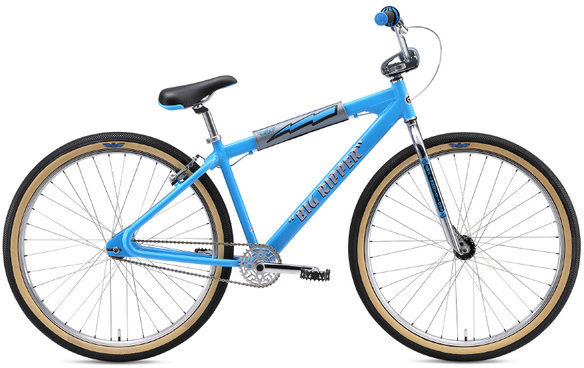 SE Bikes Big Ripper 29 Color: Blue