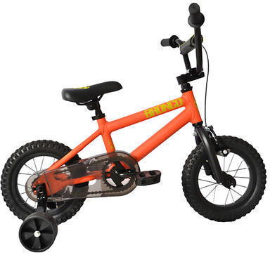 SE Bikes Bronco 12 Color: Matte Orange
