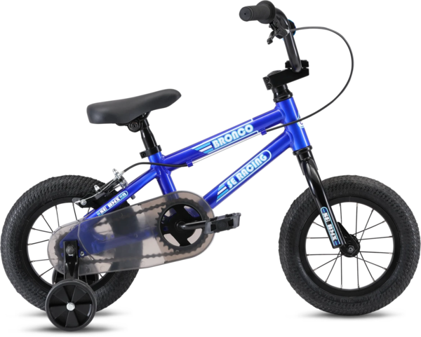 SE Bikes Bronco 12-inch Color: Blue