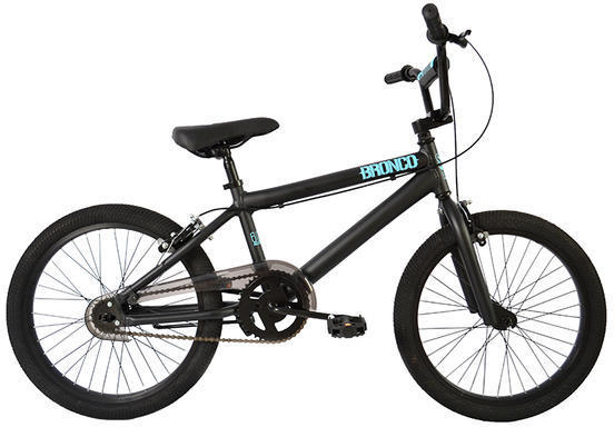 SE Bikes Bronco 20 Color: Matte Black