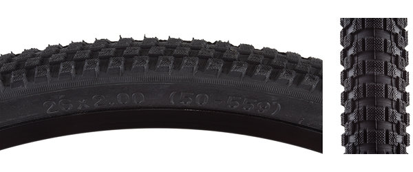 SE Bikes Cub 26-inch Tire Color: Black