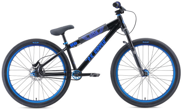 SE Bikes DJ Ripper HD 26-inch Color: Black