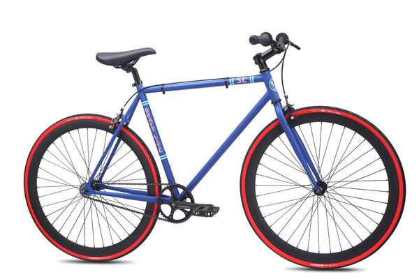 SE Bikes Draft Lite Color: Matte Blue