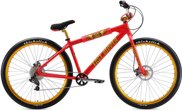 SE Bikes Fast Ripper 29 Color: Red Lightning