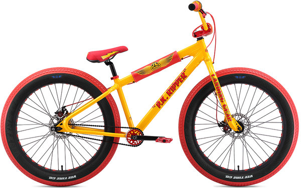 SE Bikes Fat Ripper 26 Color: Yellow