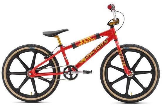 SE Bikes Floval Flyer Looptail 24 Color: Red
