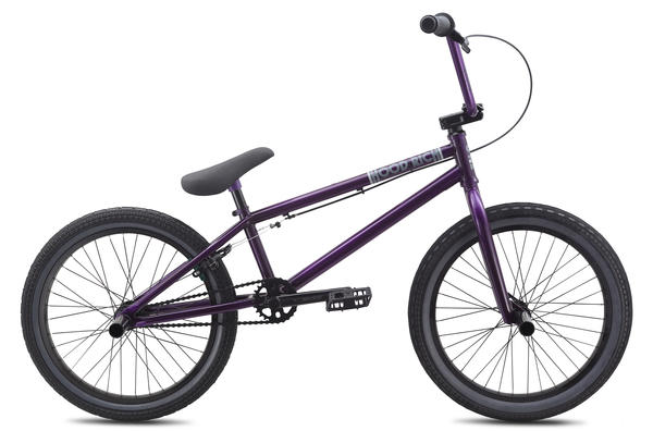 SE Bikes Hoodrich Color: Deep Purple