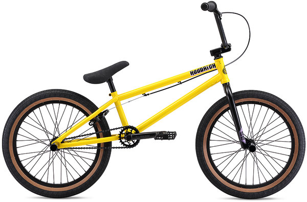 SE Bikes Hoodrich Color: Yellow