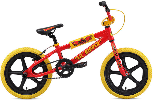 SE Bikes Lil' Ripper 16 Color: Red