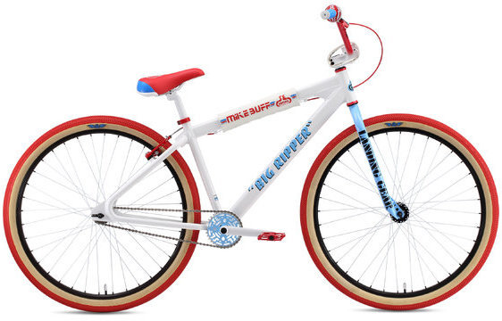 SE Bikes Mike Buff Big Ripper 29 Color: White
