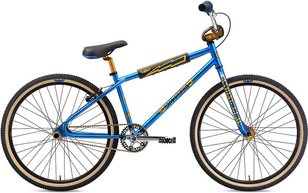 SE Bikes OM Flyer 26 Color: Electric Blue
