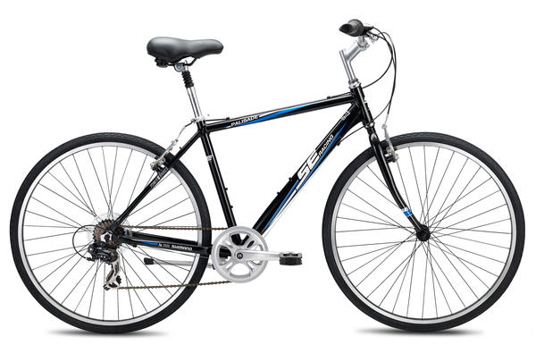 SE Bikes Palisade 7 Color: Black