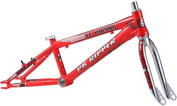 SE Bikes PK Ripper Super Elite XXL Frame Color: Red