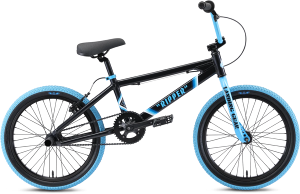 SE Bikes Ripper Color: Black Sparkle
