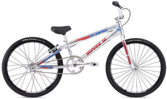 SE Bikes Ripper Jr Color: Hi-Polish Silver