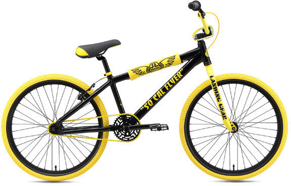SE Bikes So Cal Flyer 24 Color: Black