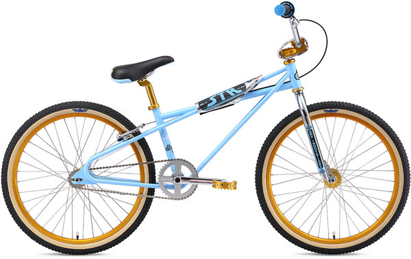 SE Bikes Str-24 Quadangle 24 Color: SE Blue