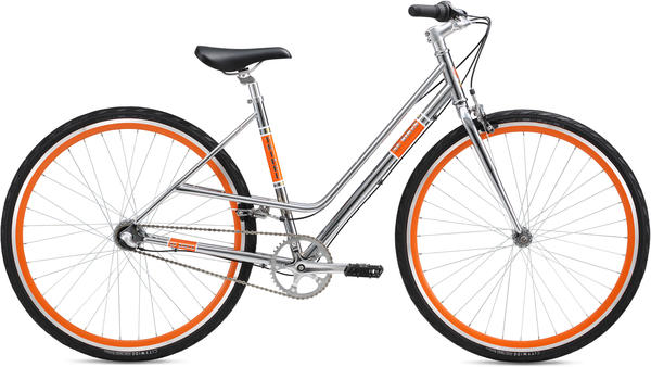 SE Bikes Tripel Step-Through - Women's Color: Chrome