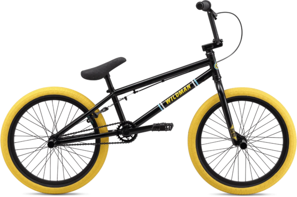 SE Bikes Wildman Color: Black