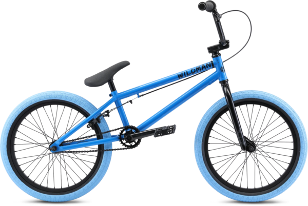 SE Bikes Wildman Color: Blue