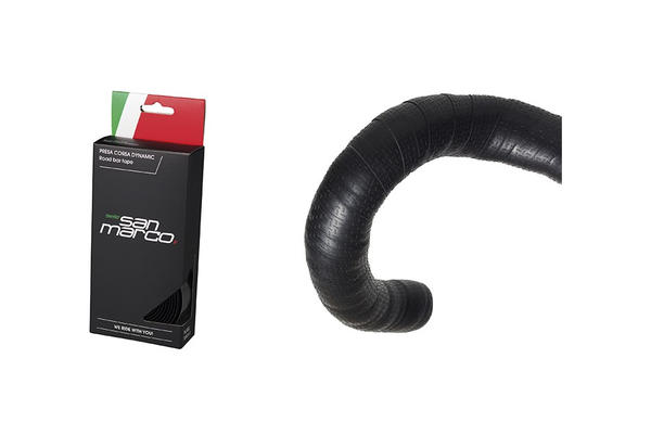 Selle San Marco Presa Corsa Dynamic Handlebar Tape Color: Black