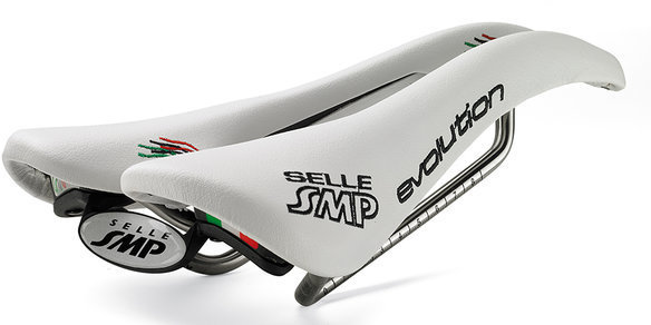 Selle SMP Evolution Color: White