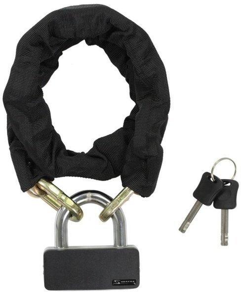Serfas BC-1 Big City Chain & U-Lock