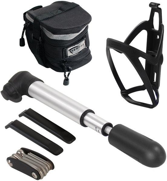 Serfas Combo Kit with Mini Pump