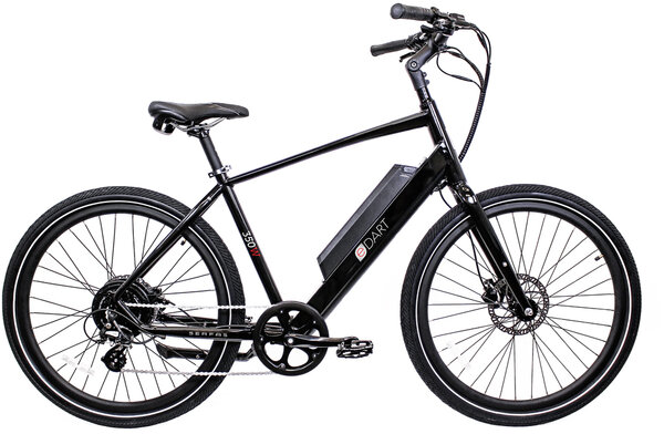 Serfas Dart 350W E-Bike Step Over