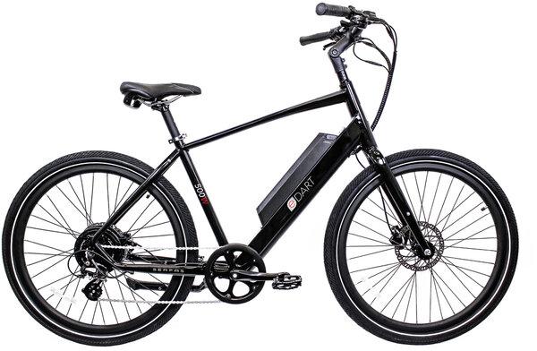 Serfas Dart 500W E-Bike Step Over