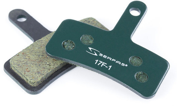Serfas DBPT1E Tektro Dorado E-Bike Compound Disc Brake Pads