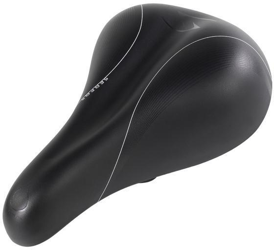 Serfas Elements Reactive Gel Hybrid Saddle