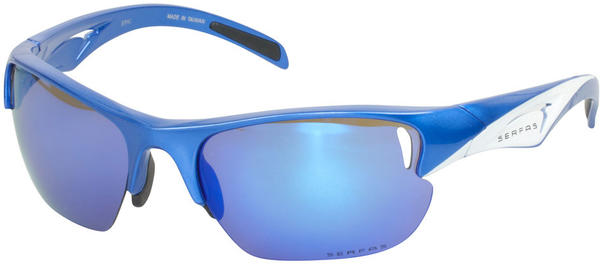 Serfas Epic Color | Lens: Blue/White | Gray|Blue Multi-Coat|Clear|Brown