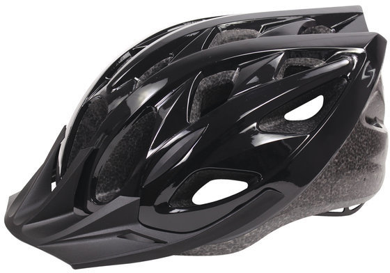 Serfas HT-200/204 Karv Helmet Color: Gloss Black